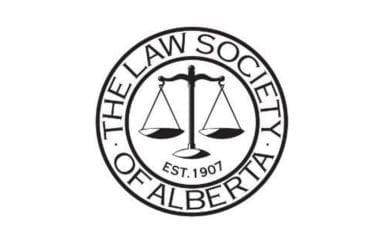 Member of the Alberta Law Society